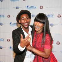Angela Bassett & Brandon Smith